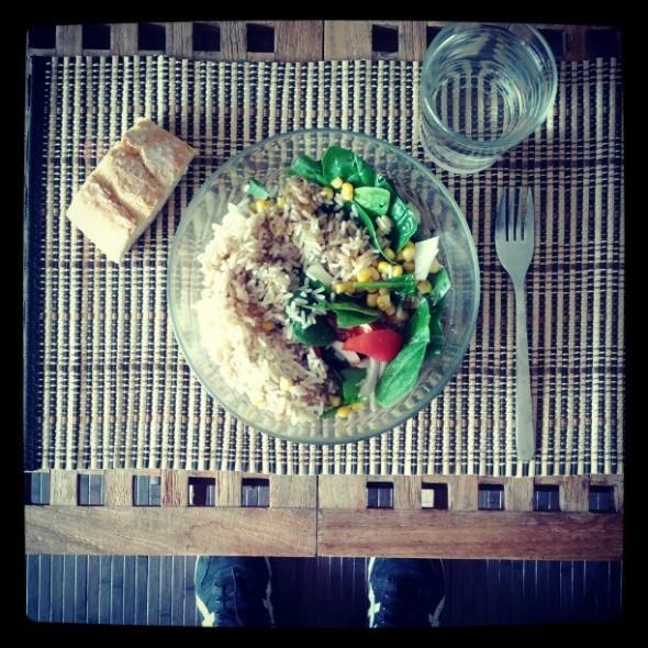 arroz-ensalada